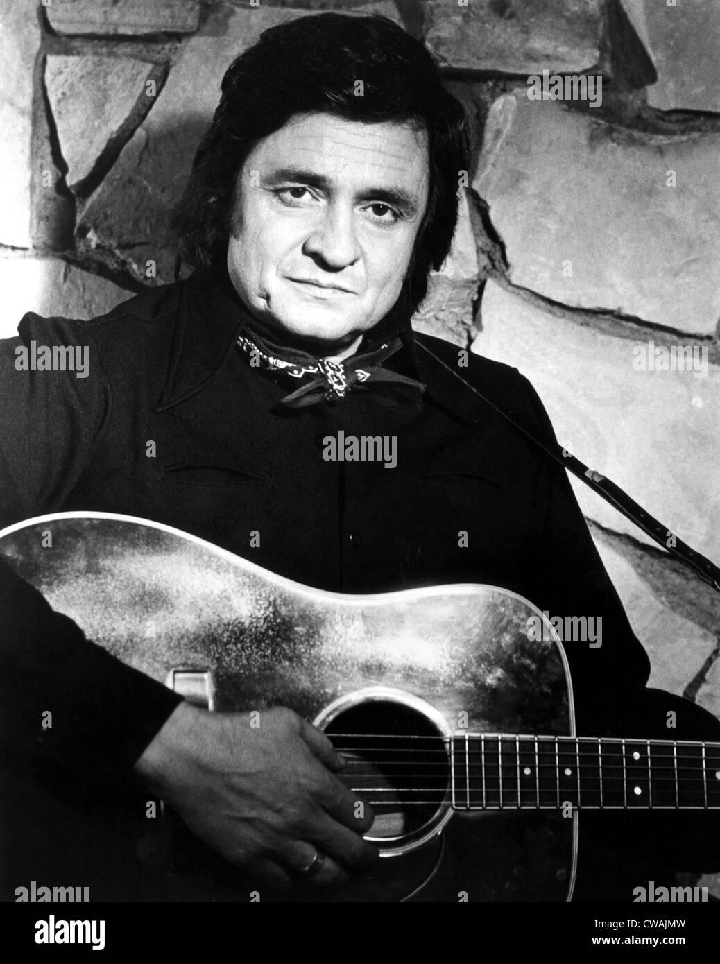 Johnny Cash, 1979. Courtesy: CSU Archives/Everett Collection Stock ...