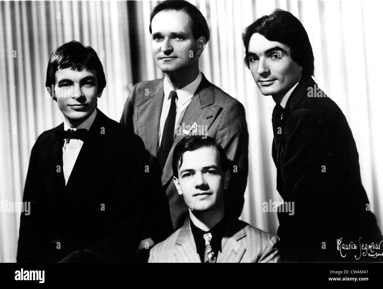 Kraftwerk, 1970s. Courtesy: CSU Archives / Everett Collection Stock Photo