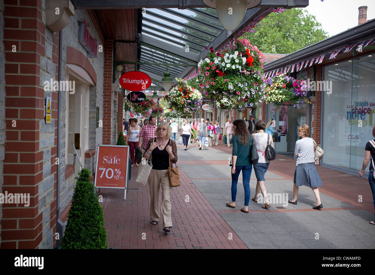 fa225faf285 Clarks Village Stock Photos & Clarks Village Stock Images - Alamy