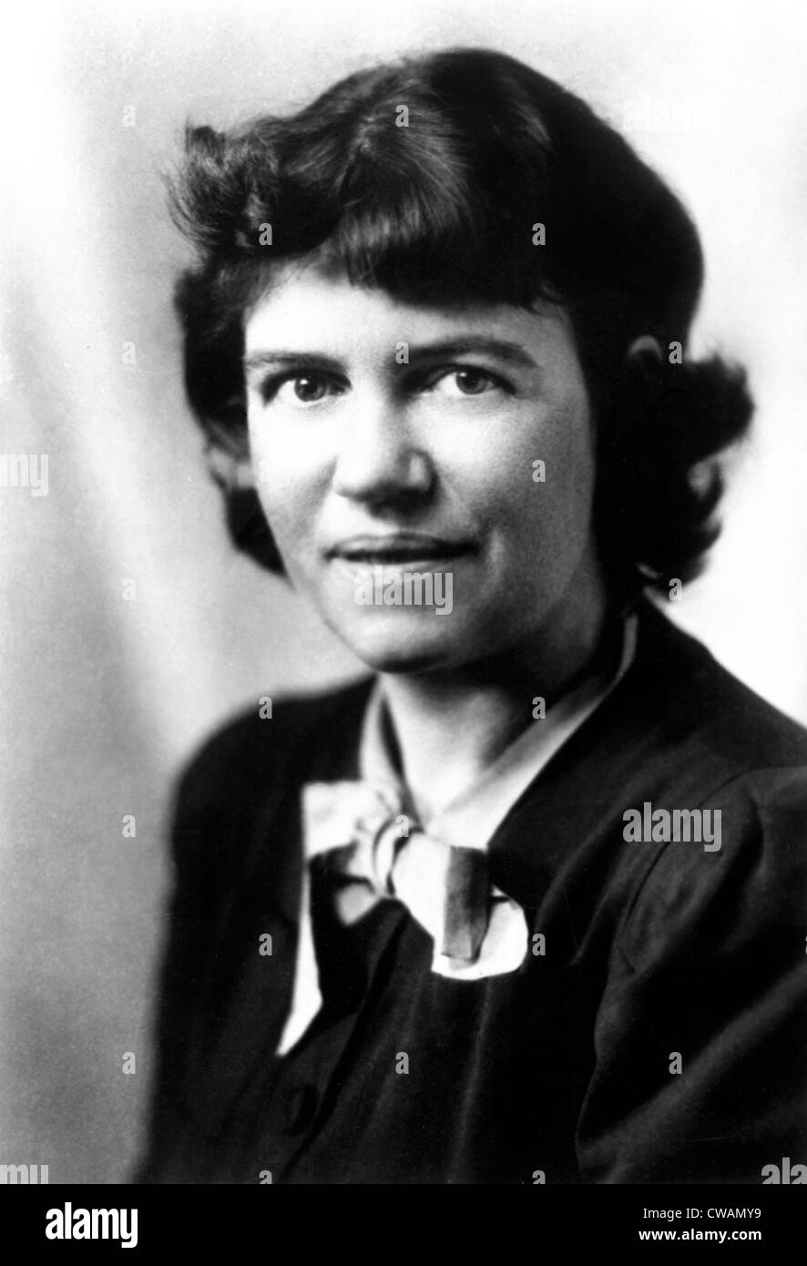 Margaret Mead, circa 1930s. Courtesy: CSU Archives / Everett Collection - Stock Image