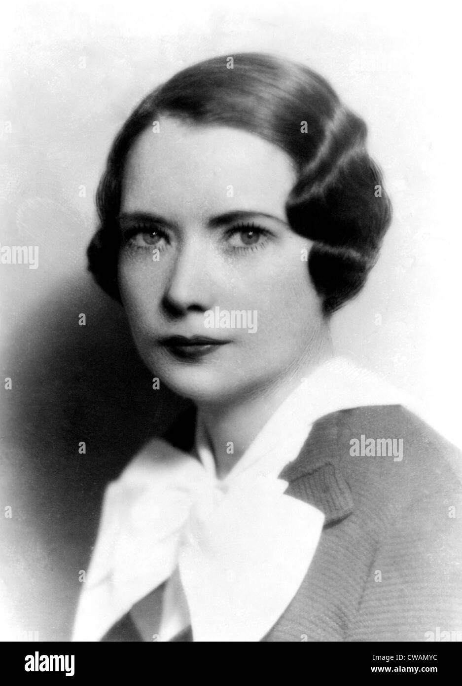 Margaret Mitchell, 1930s.. Courtesy: CSU Archives / Everett Collection - Stock Image