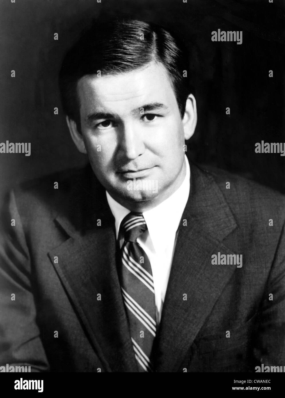 Pat Buchanan, circa 1970s. Courtesy: CSU Archives / Everett Collection - Stock Image