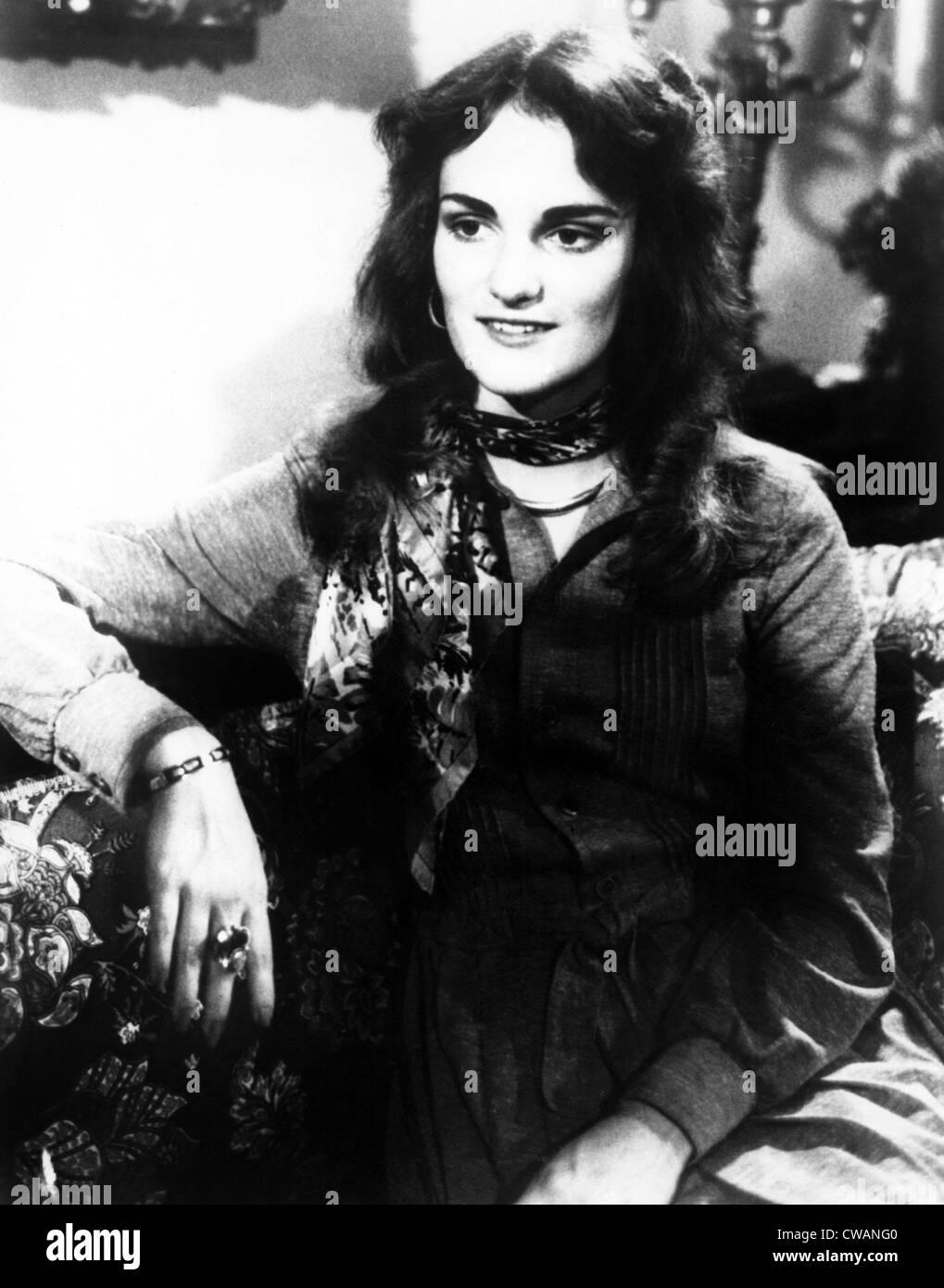 Patricia Hearst,circa 1970s  ©CSU Archives/ Everett Collection - Stock Image