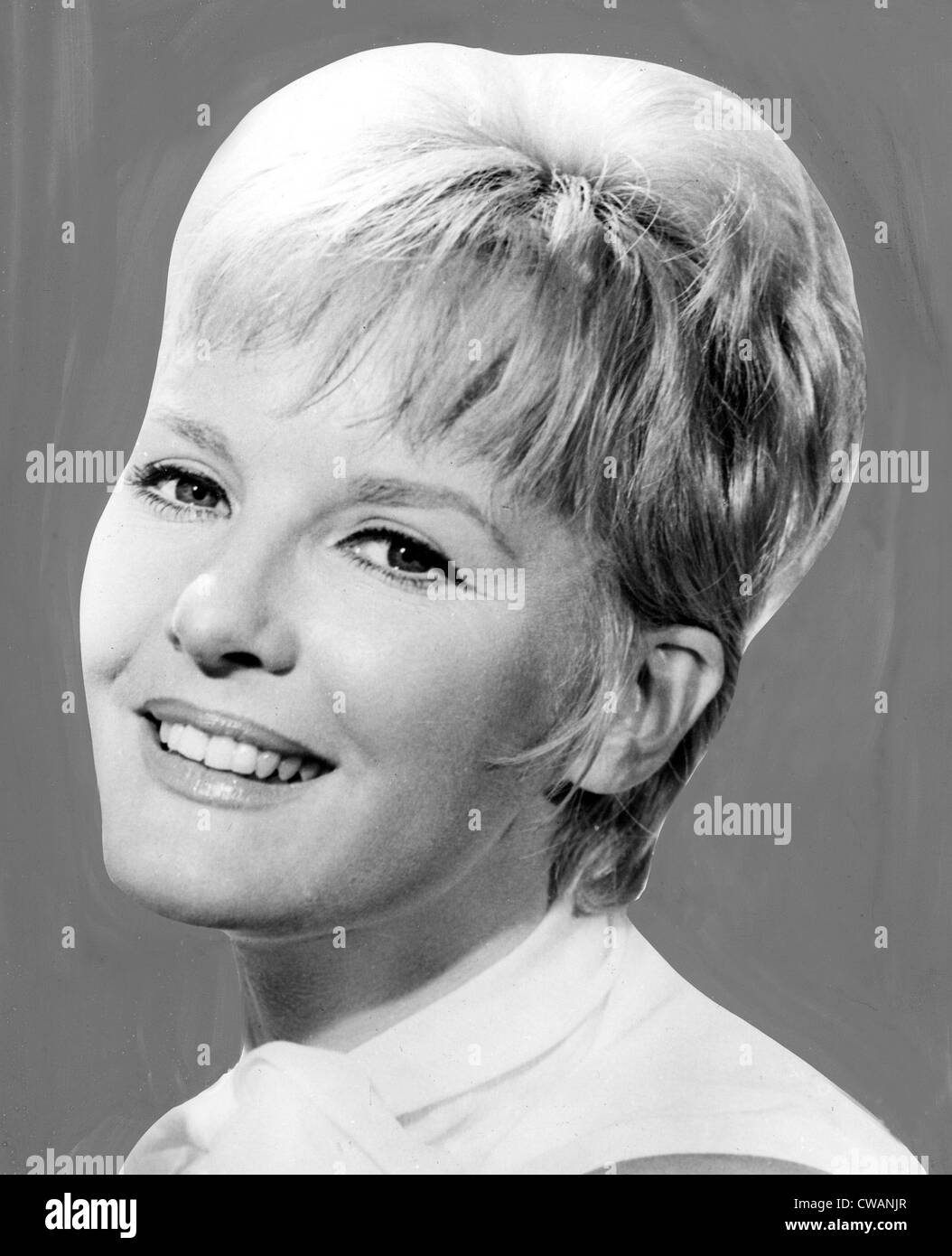 PETULA CLARK, 1966. Courtesy: CSU Archives / Everett Collection - Stock Image