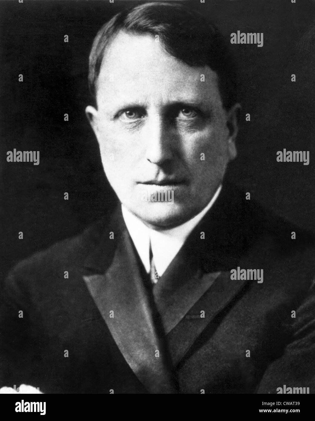 WILLIAM RANDOLPH HEARST, c. early 1900s. Courtesy: CSU Archives / Everett Collection Stock Photo