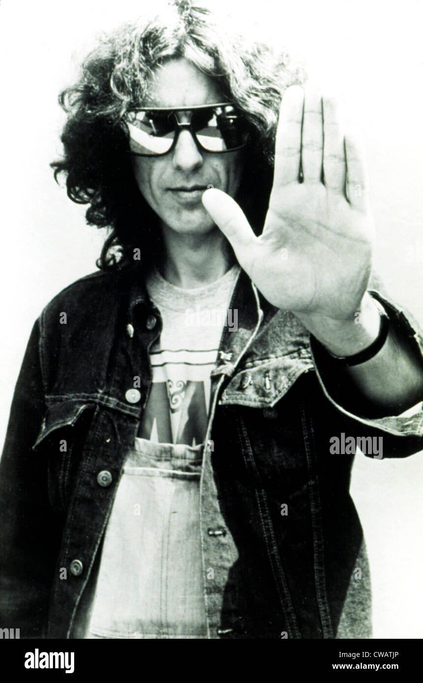 GEORGE HARRISON, 1970's. Photo: courtesy of Cleveland State University/courtesy of Everett Collection - Stock Image