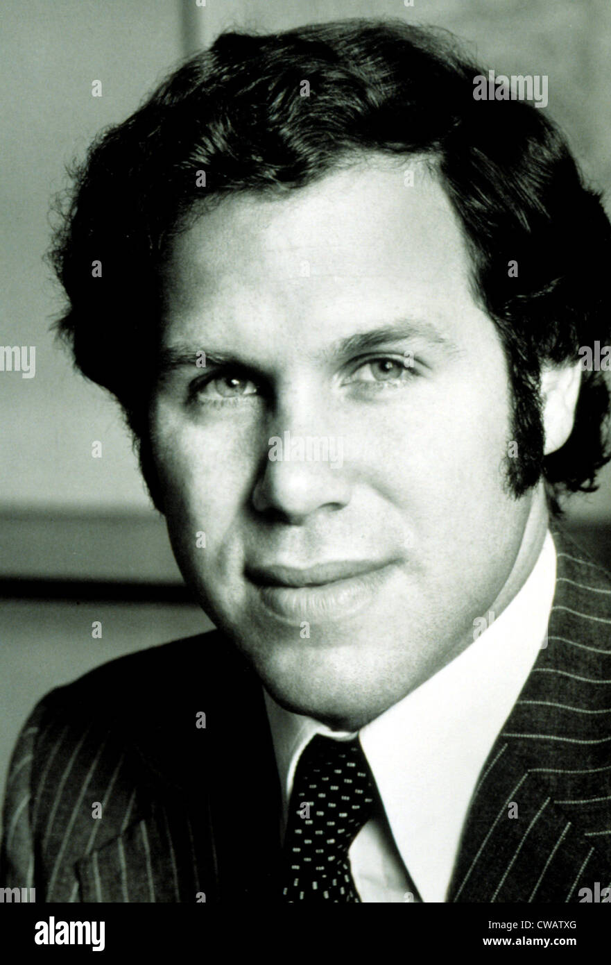 Michael Eisner, 1977. Courtesy: CSU Archives / Everett Collection - Stock Image