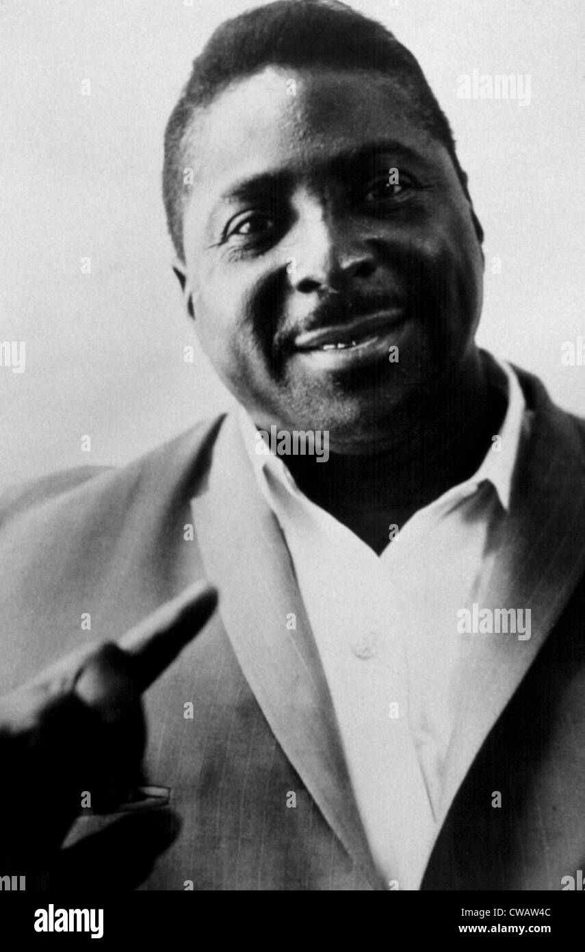 ALBERT KING, c. 1960s. Courtesy: CSU Archives / Everett Collection - Stock Image