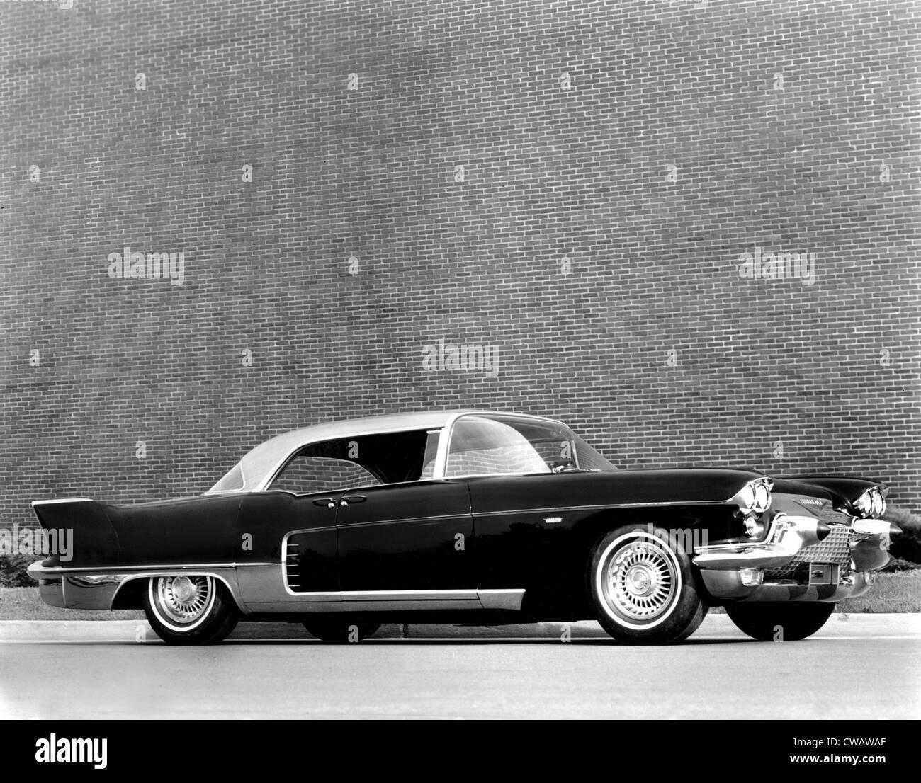 Cadillac Eldorado Brougham 1957 Courtesy Csu Archives Everett