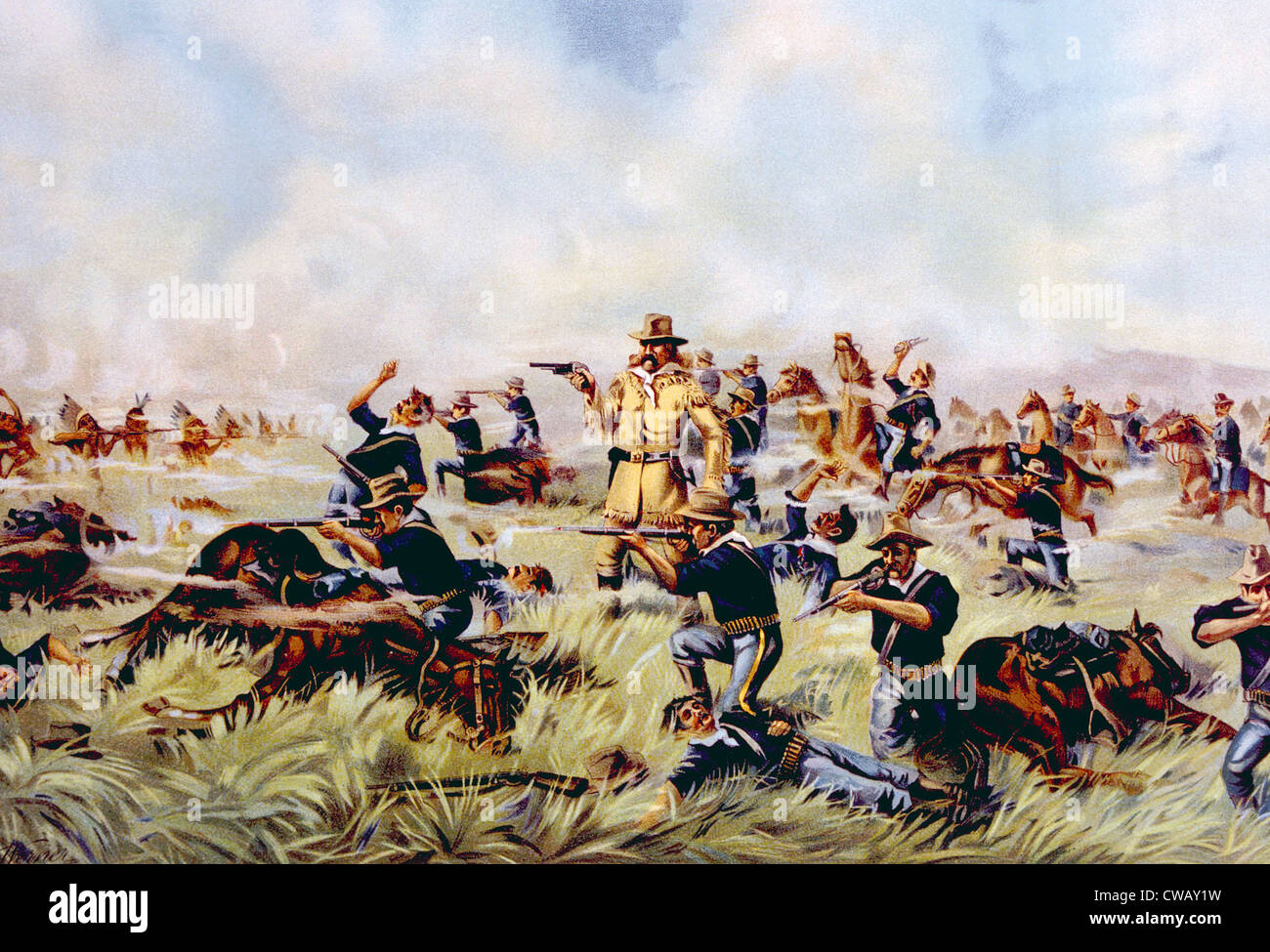 The Last Stand Custer Sitting Bull and the Battle of