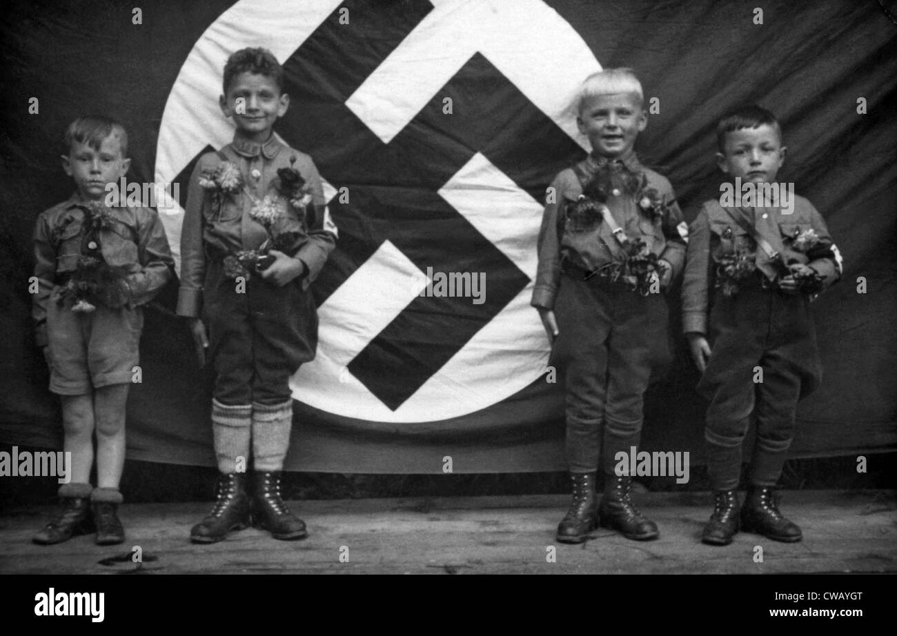 Hitler Youth High Resolution Stock Photography and Images - Alamy