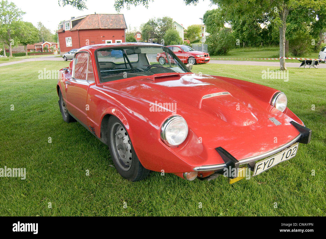 Saab Sonnet Sports Car 1960 Classic Cars