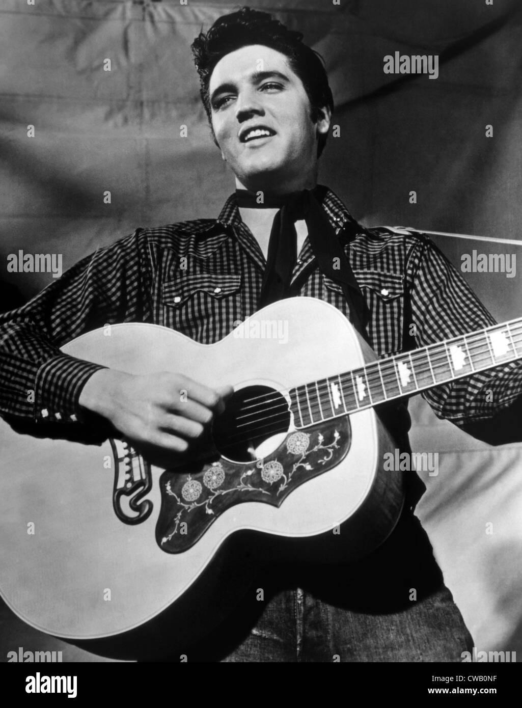 KING CREOLE, Elvis Presley, 1958 - Stock Image