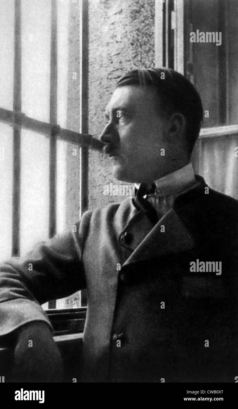 Adolf hitler in landsberg prison 1924 stock photo - Landsberg mobel ...