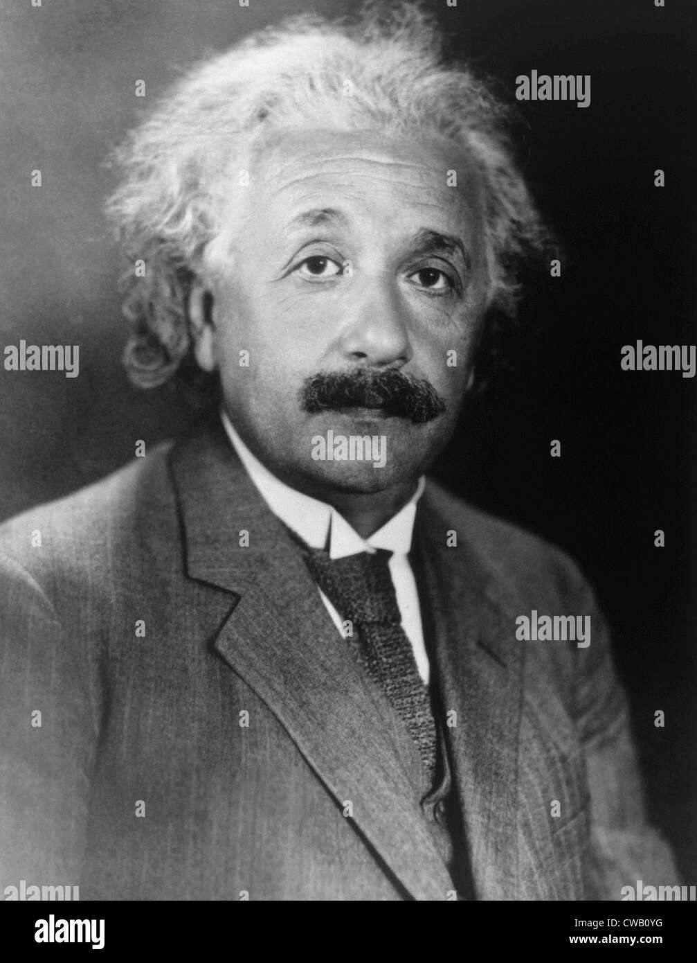 Albert Einstein (1879-1955) - Stock Image