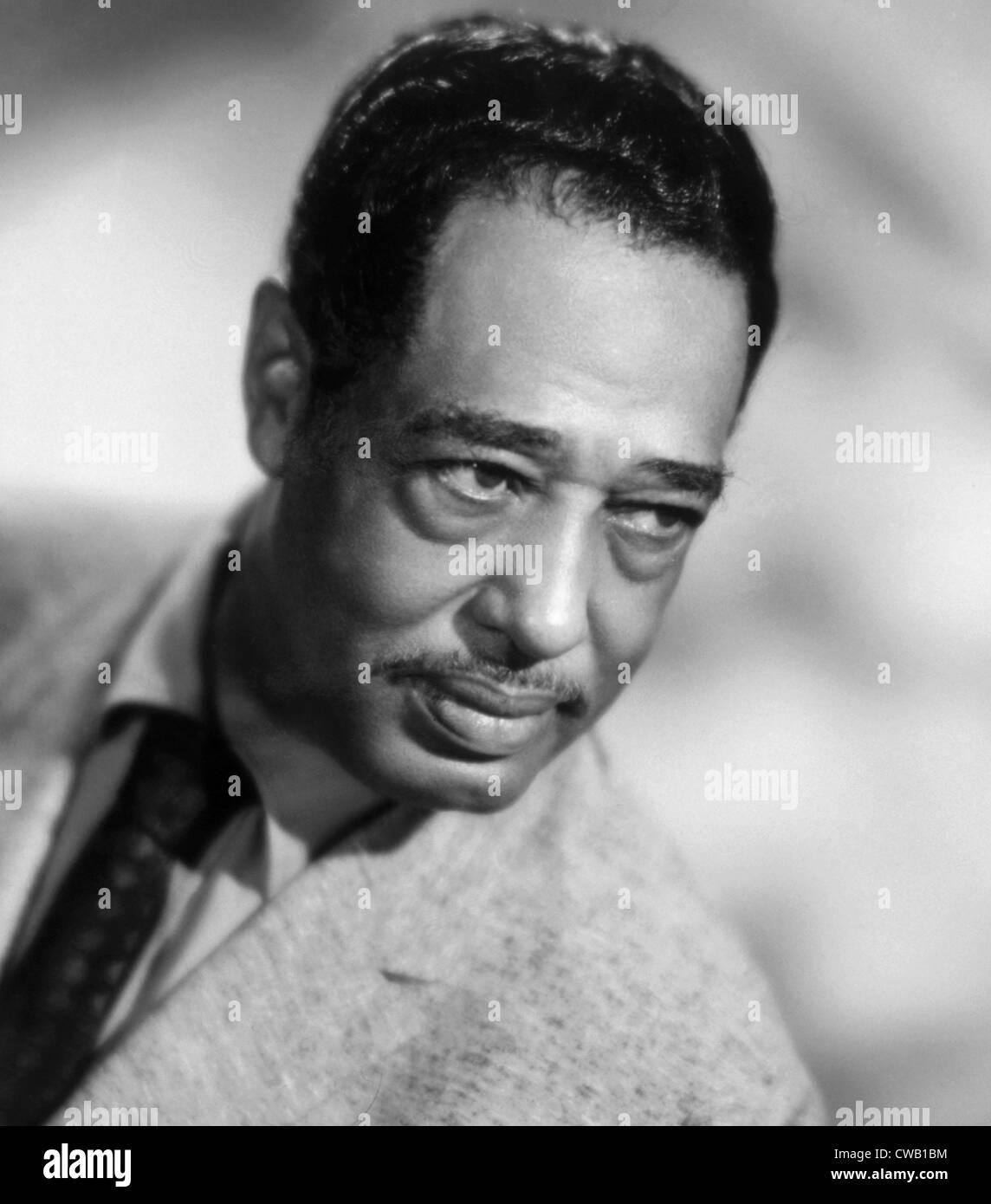 Duke Ellington, ca. 1950 - Stock Image