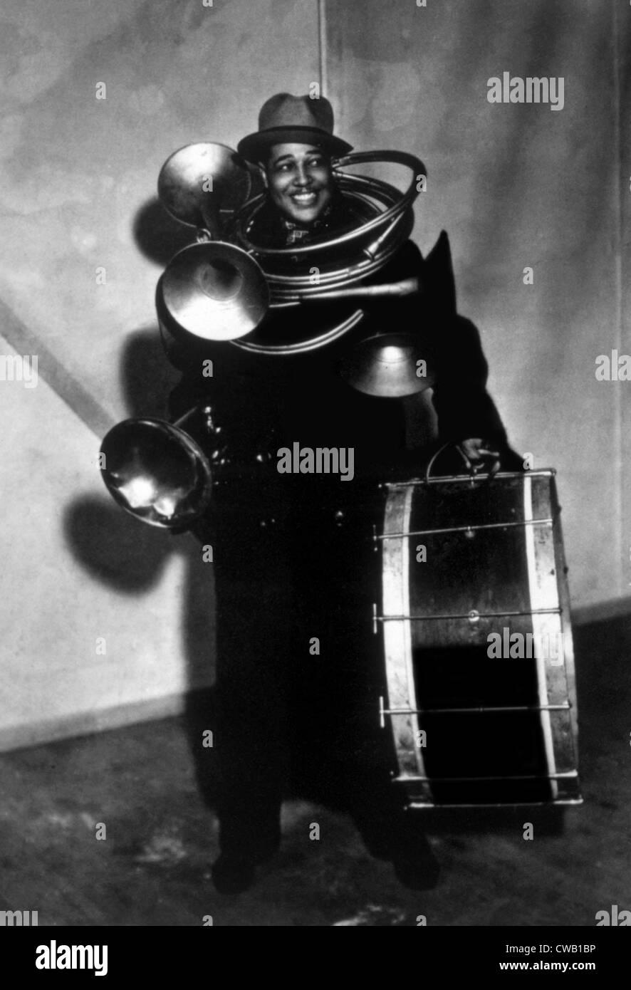 Duke Ellington, 1934 - Stock Image