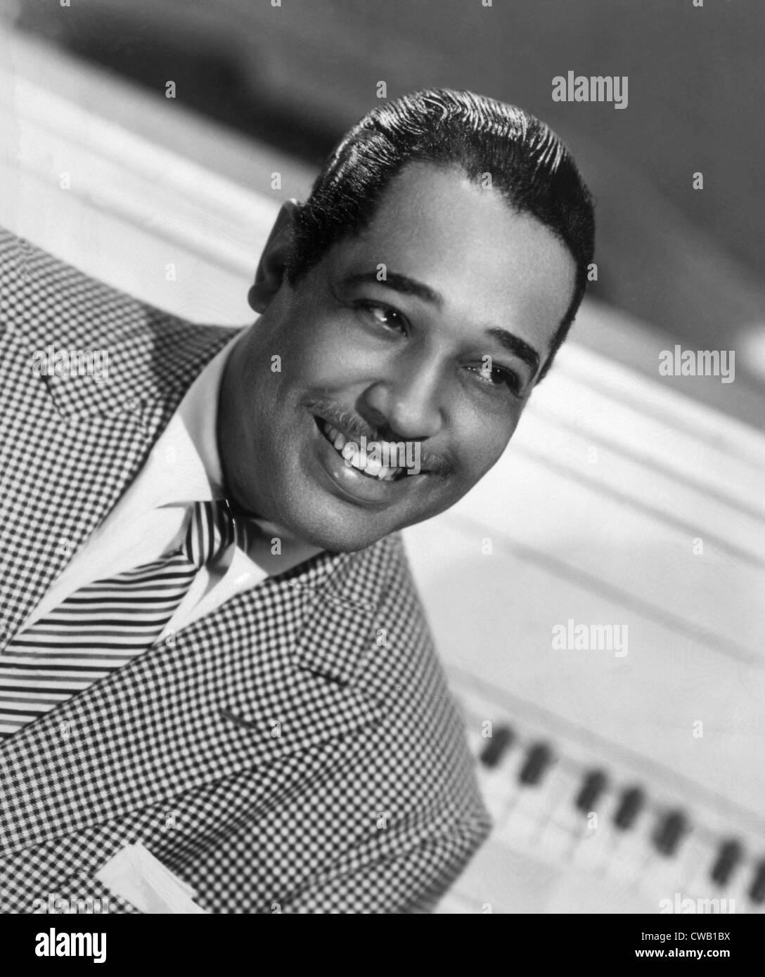 Duke Ellington, ca. 1940 - Stock Image