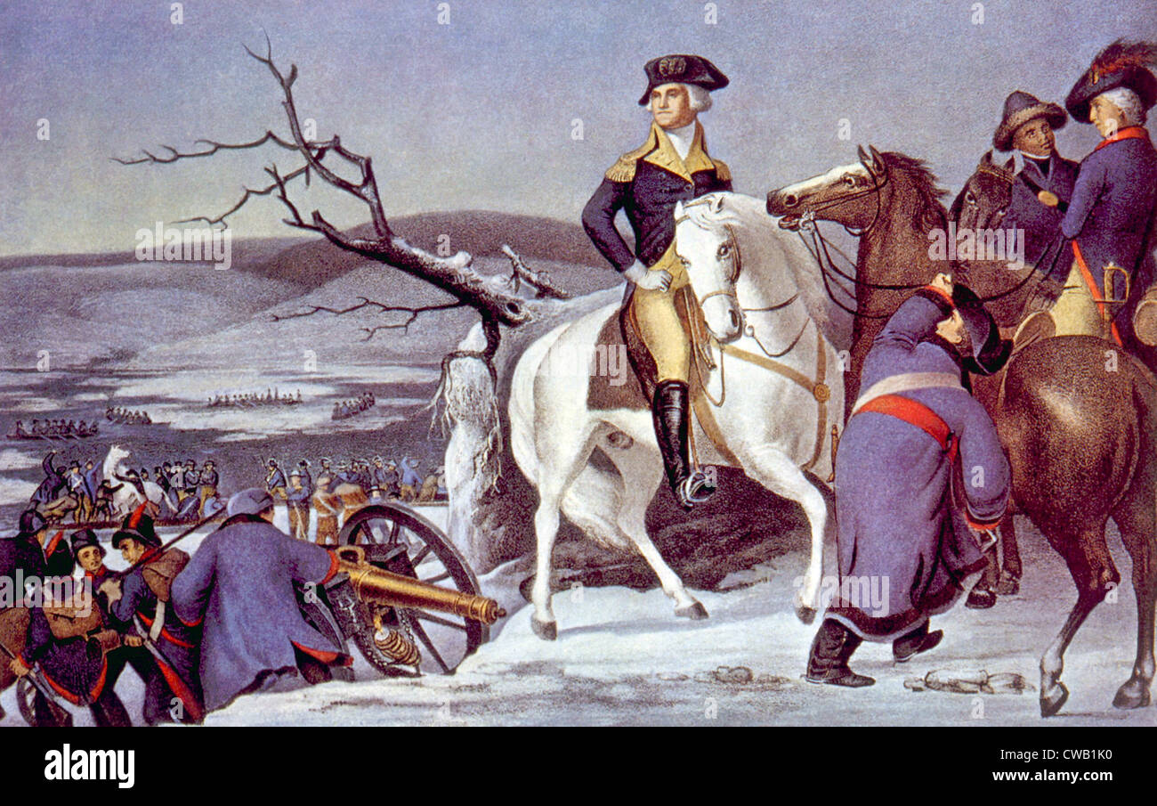 General George Washington and the Continental Army ...