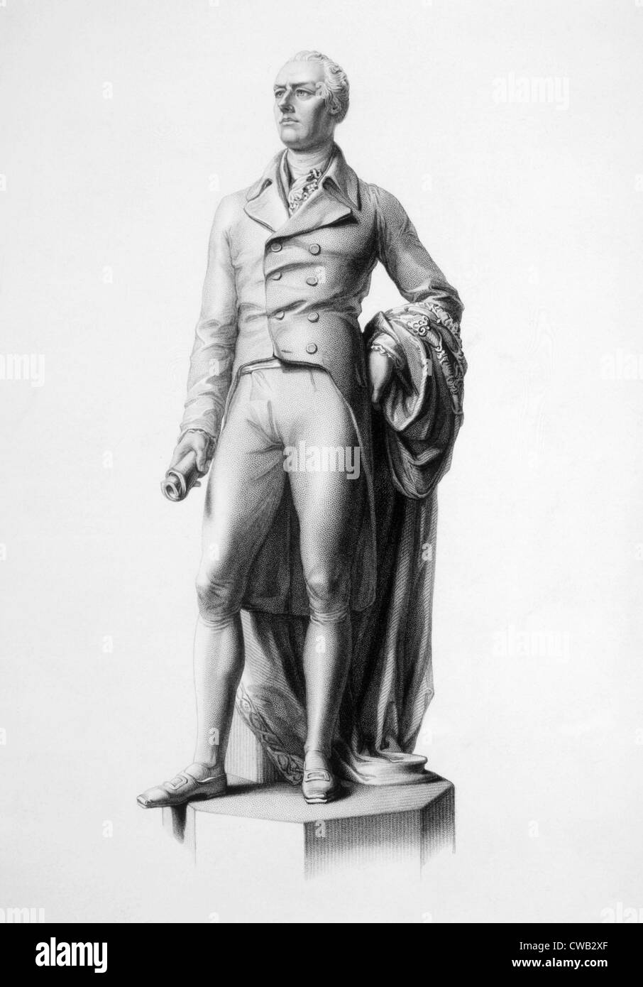 William Pitt (1759-1806) - Stock Image