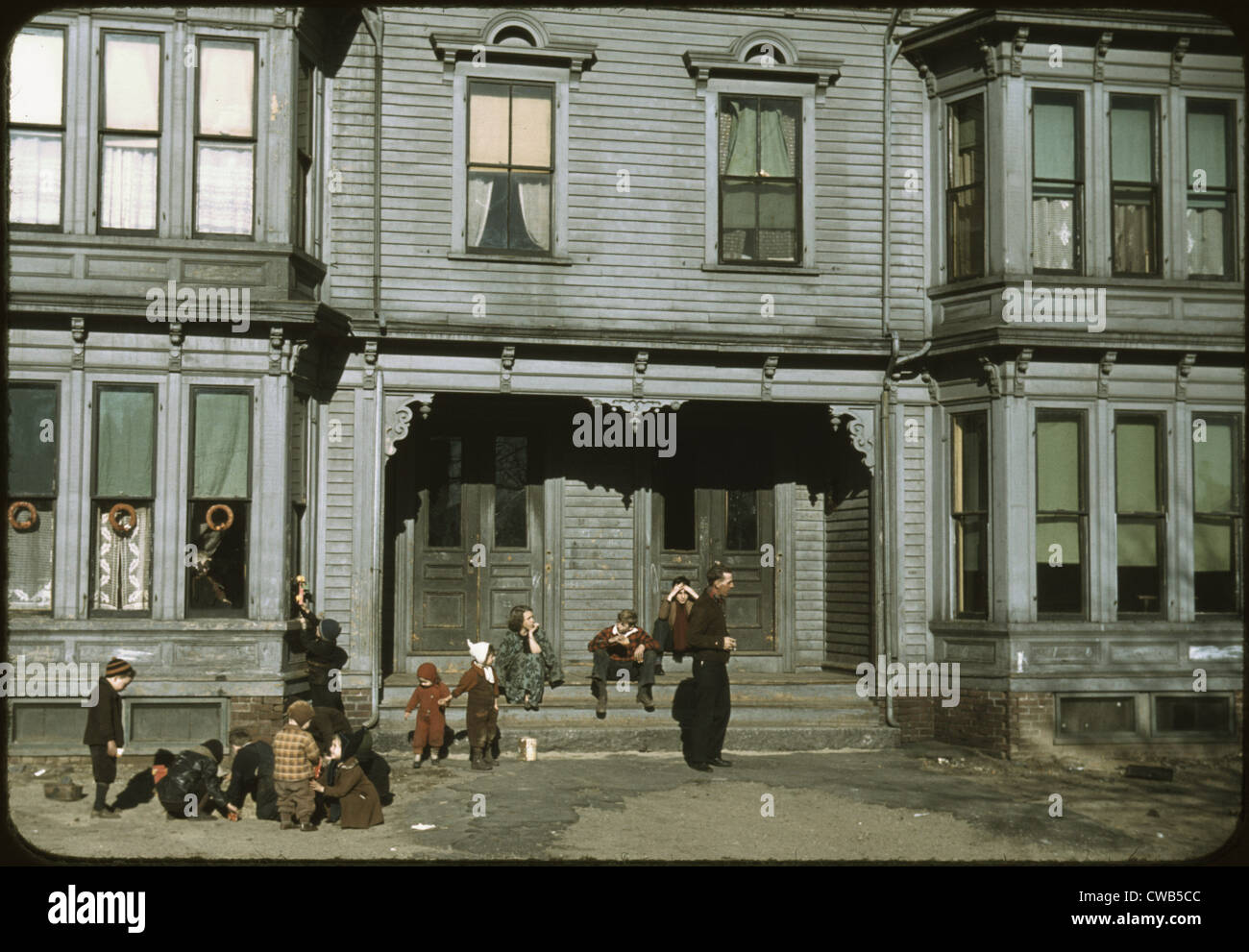1940s Massachusetts Stock Photos & 1940s Massachusetts Stock Images