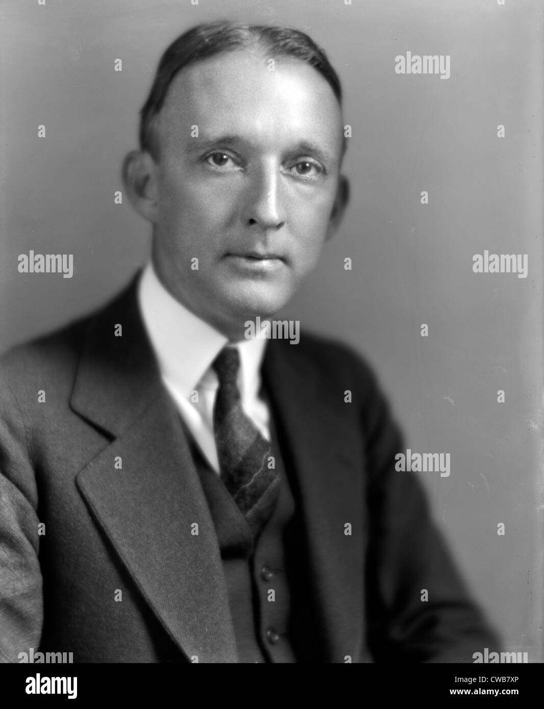Justice Hugo Black of the US Supreme Court. ca. late 1930s. - Stock Image
