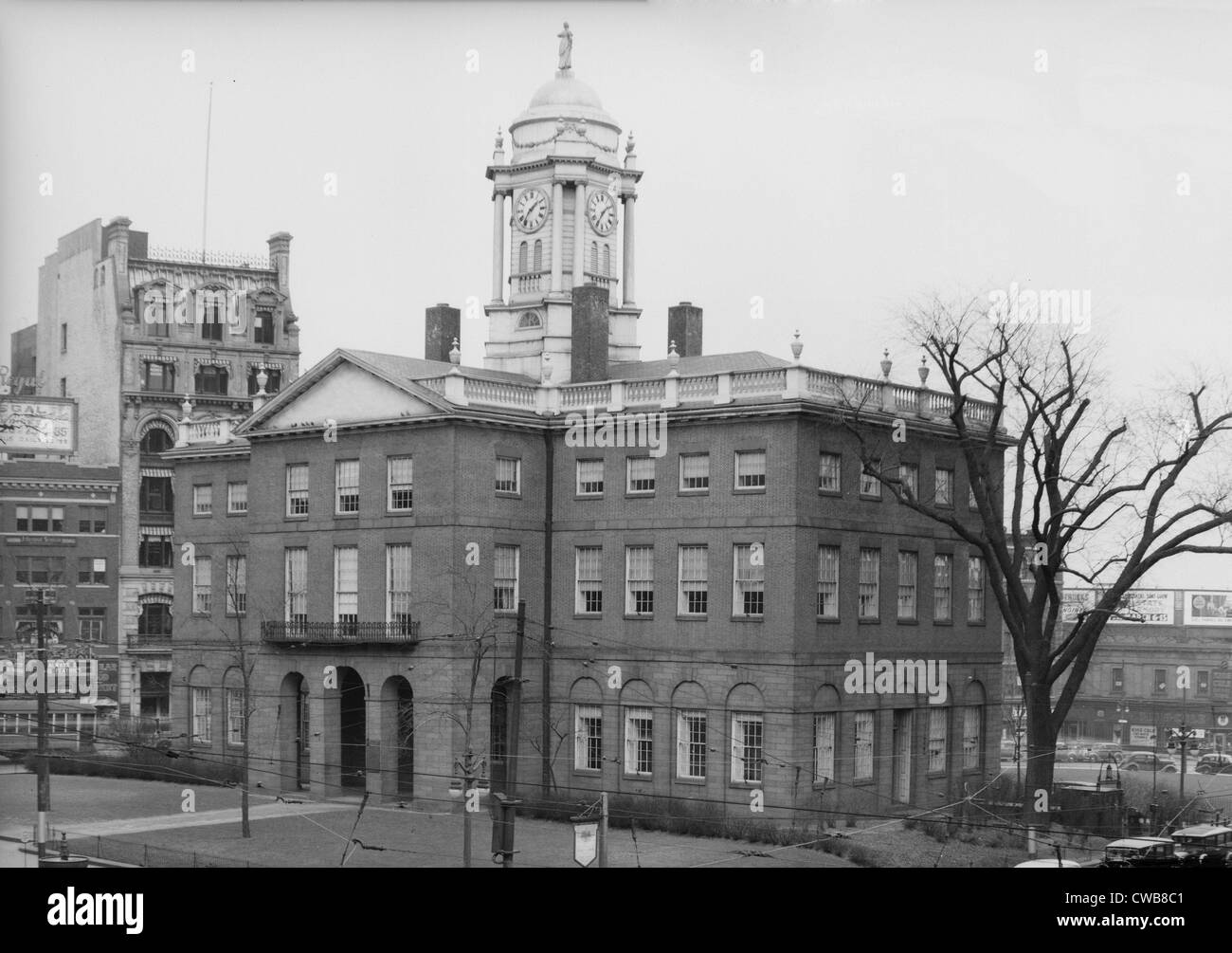 The Old State House Hartford Connecticut Acted As The