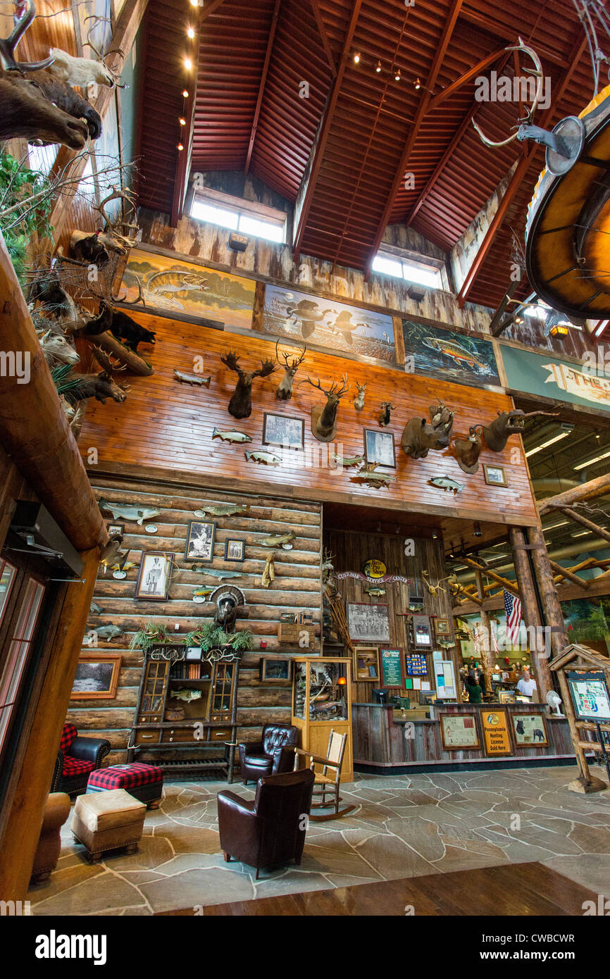 Bass Pro Shops in Washington, 735 Jefferson Ave. Location ...