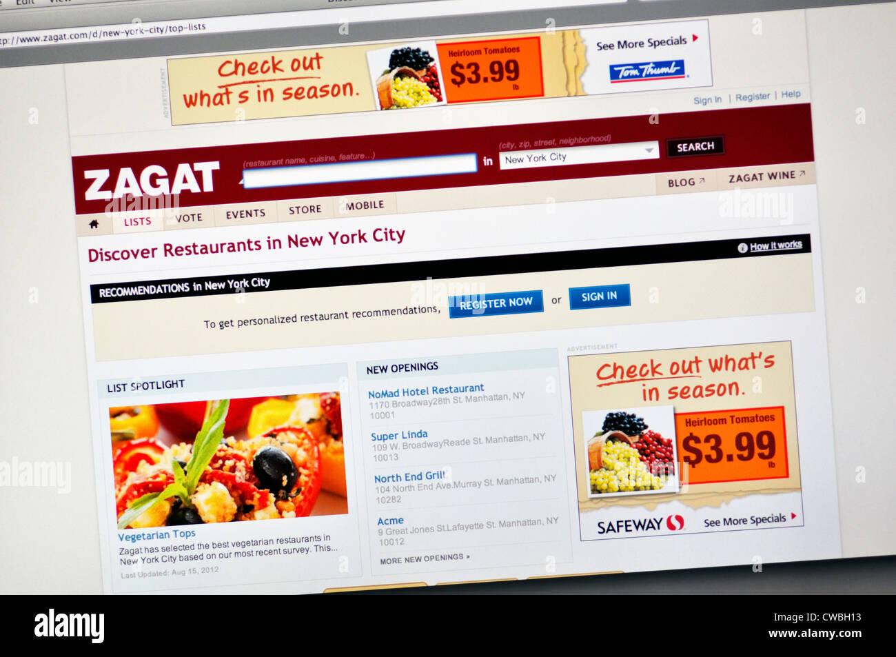 Is zagat guide ignoring new york kosher restaurants? – the forward.