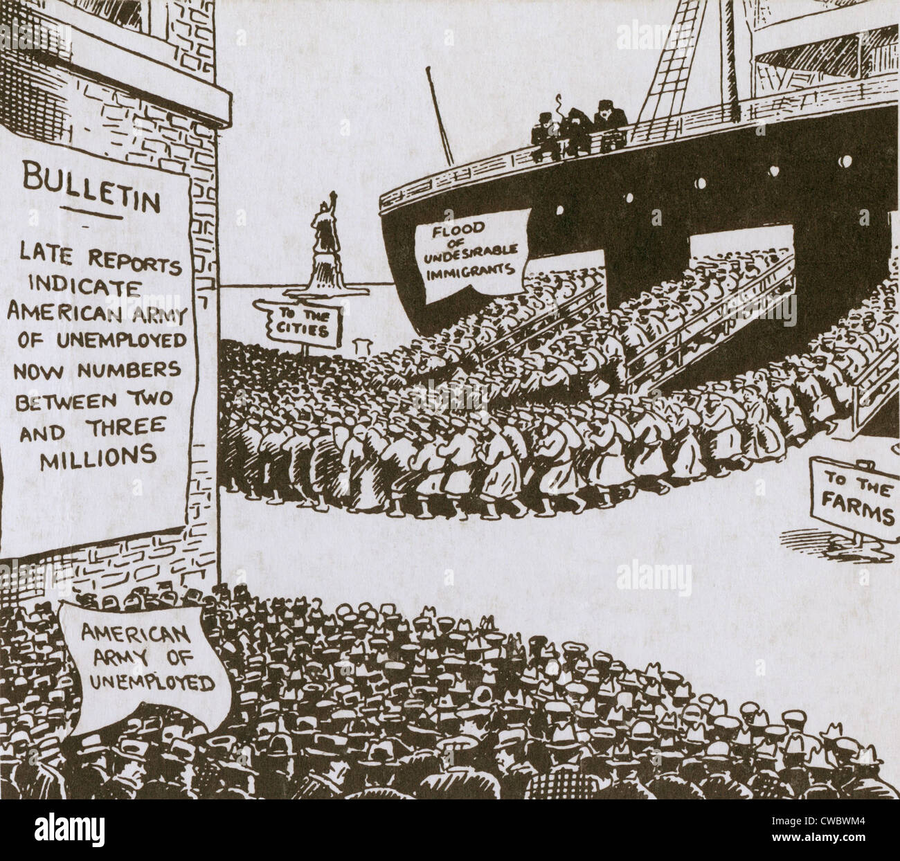 anti immigration The aim of this overview is to critically examine the state of research on the  relationship between anti-immigrant attitudes and attitudes toward.