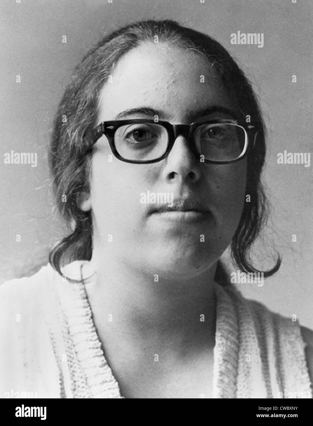 Susan E. Saxe was a 1970s radical and anarchist, who with Katherine Ann Power, robbed a bank and committed manslaughter - Stock Image