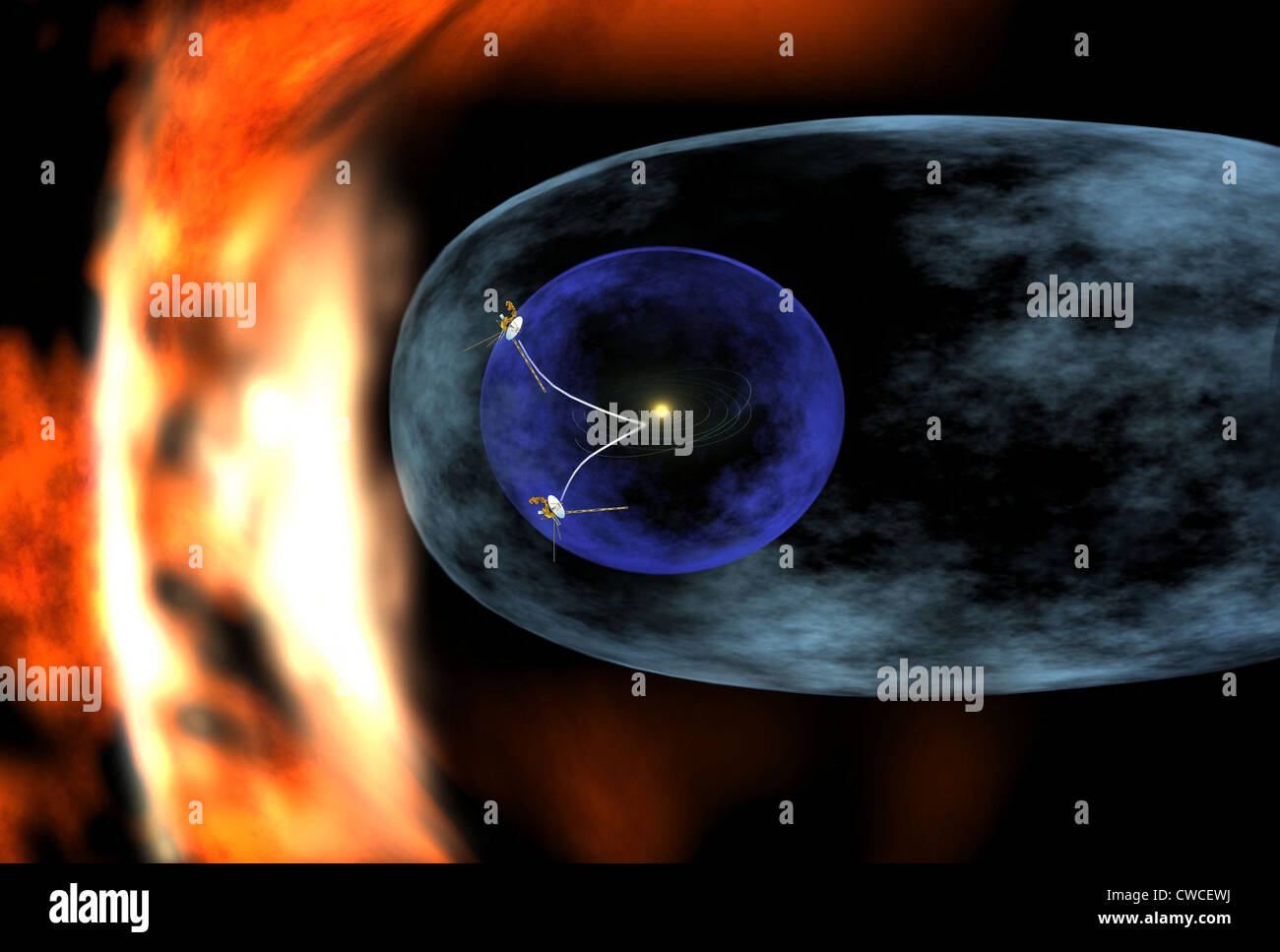Voyager 1 Space Stock Photos & Voyager 1 Space Stock ...