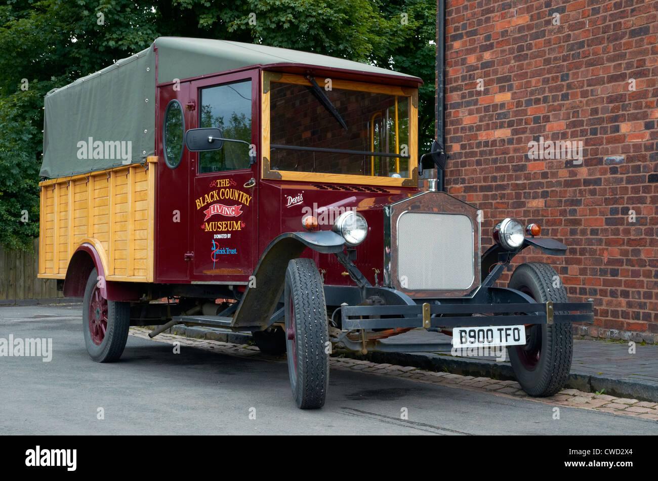 f5e5ada436 1930s Van Stock Photos   1930s Van Stock Images - Alamy