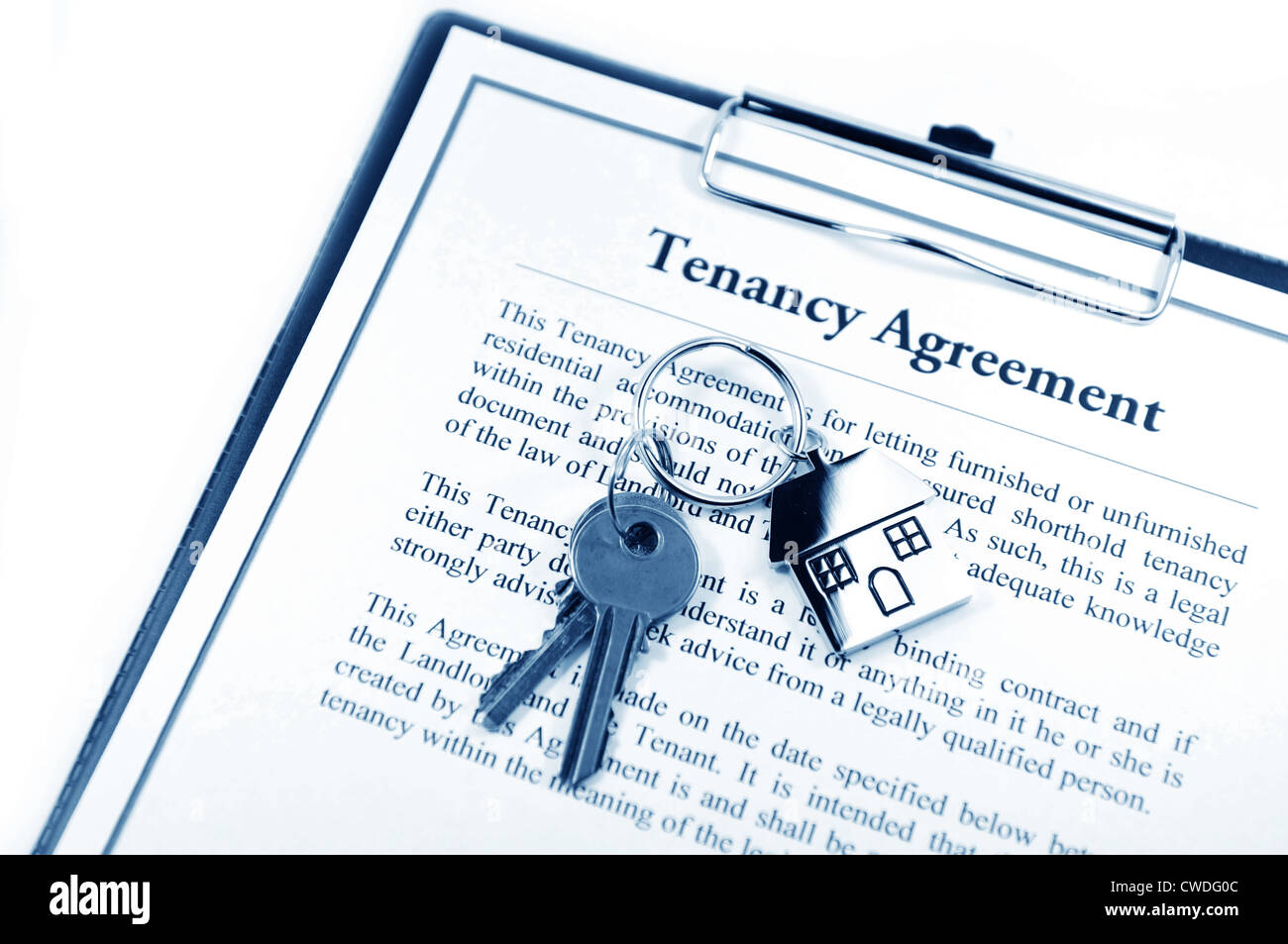 Tenants Agreement Stock Photos Tenants Agreement Stock Images Alamy