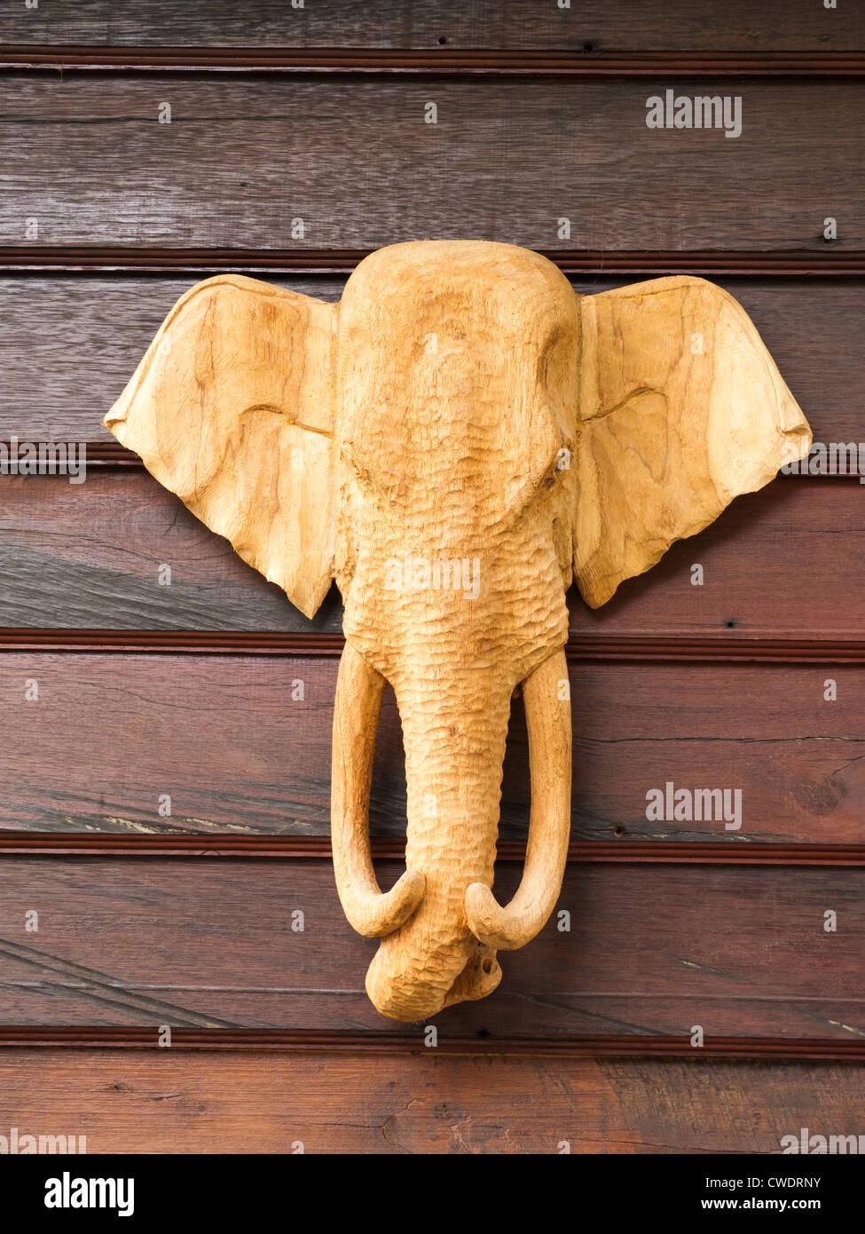 Elephant Head Stock Photos & Elephant Head Stock Images - Alamy