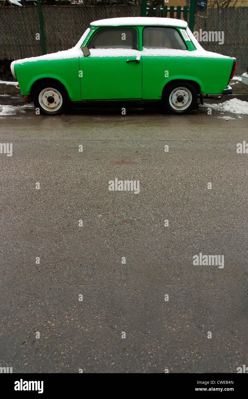 car,oldtimer - Stock Image