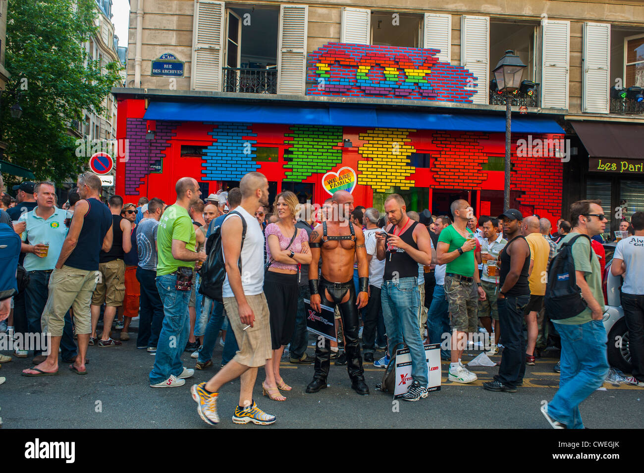from Arian paris france gay district