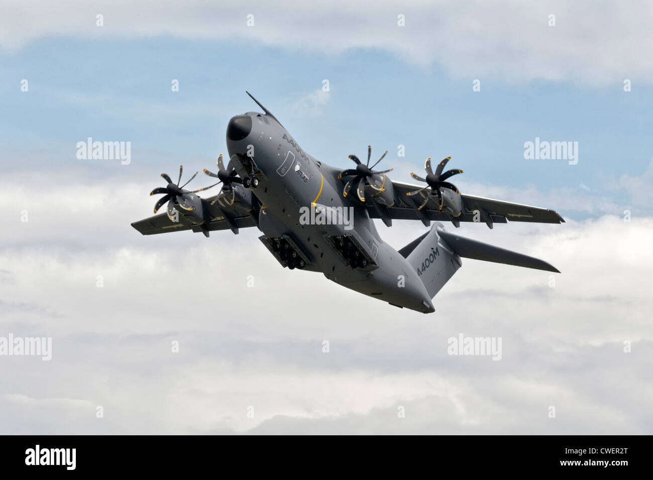 Airbus A400 Atlas heavylift transport aircraft - Stock Image