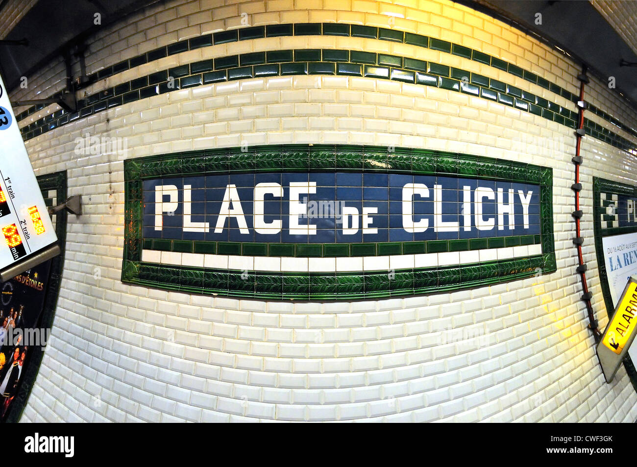 Place Clichy Paris Stock Photos & Place Clichy Paris Stock Images ...