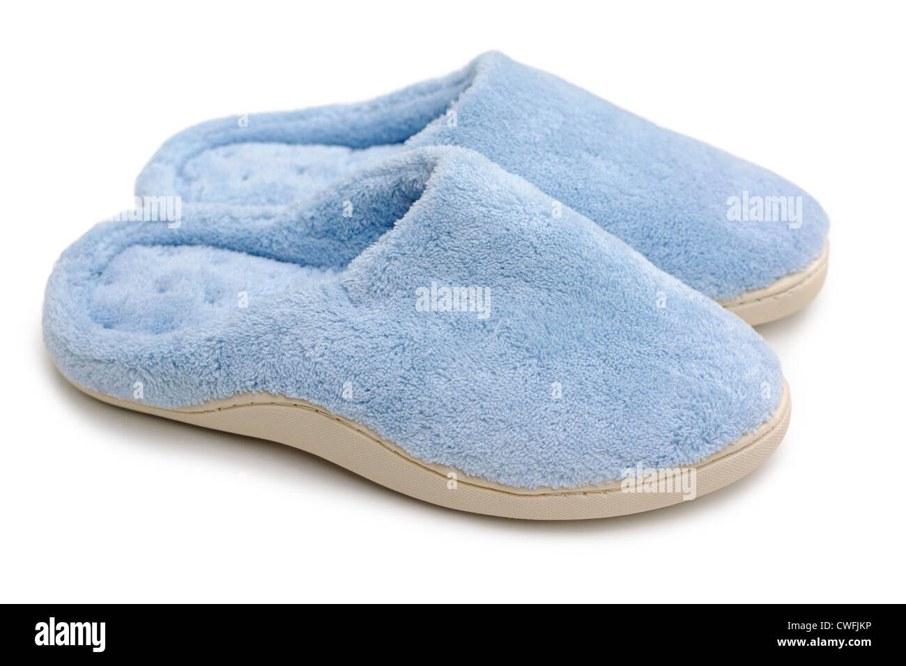 Slippers - Stock Image