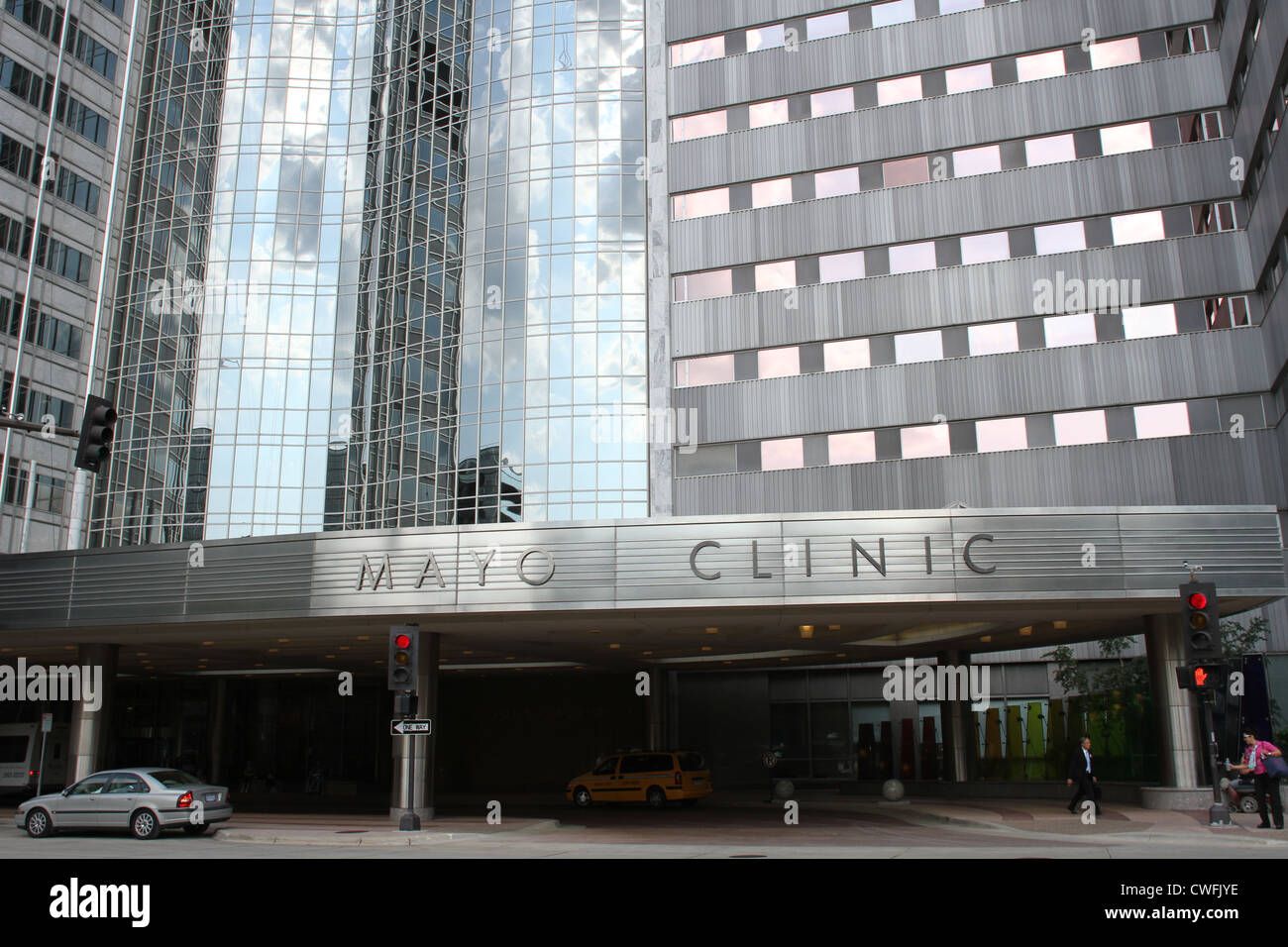 The Mayo Clinic in Rochester, Minnesota Stock Photo: 50131298 - Alamy