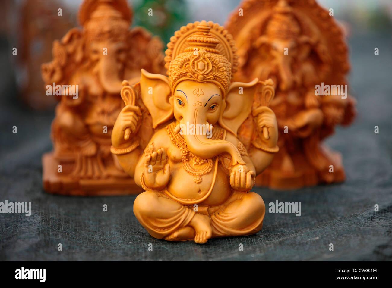 Clay God Ganesha Stock Photos & Clay God Ganesha Stock Images - Alamy