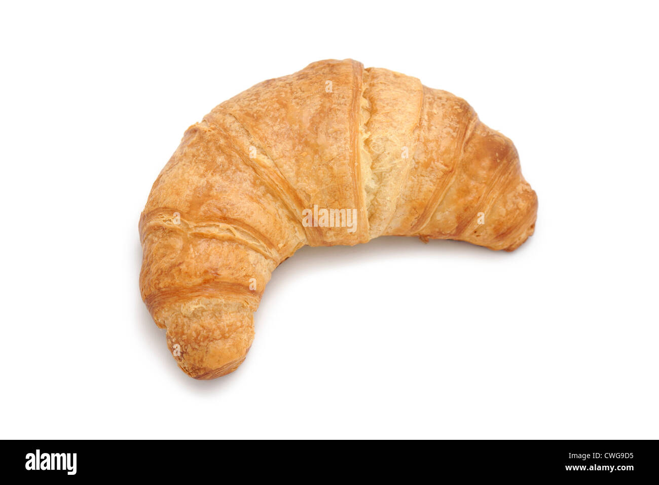 Croissant, Pastry - Stock Image