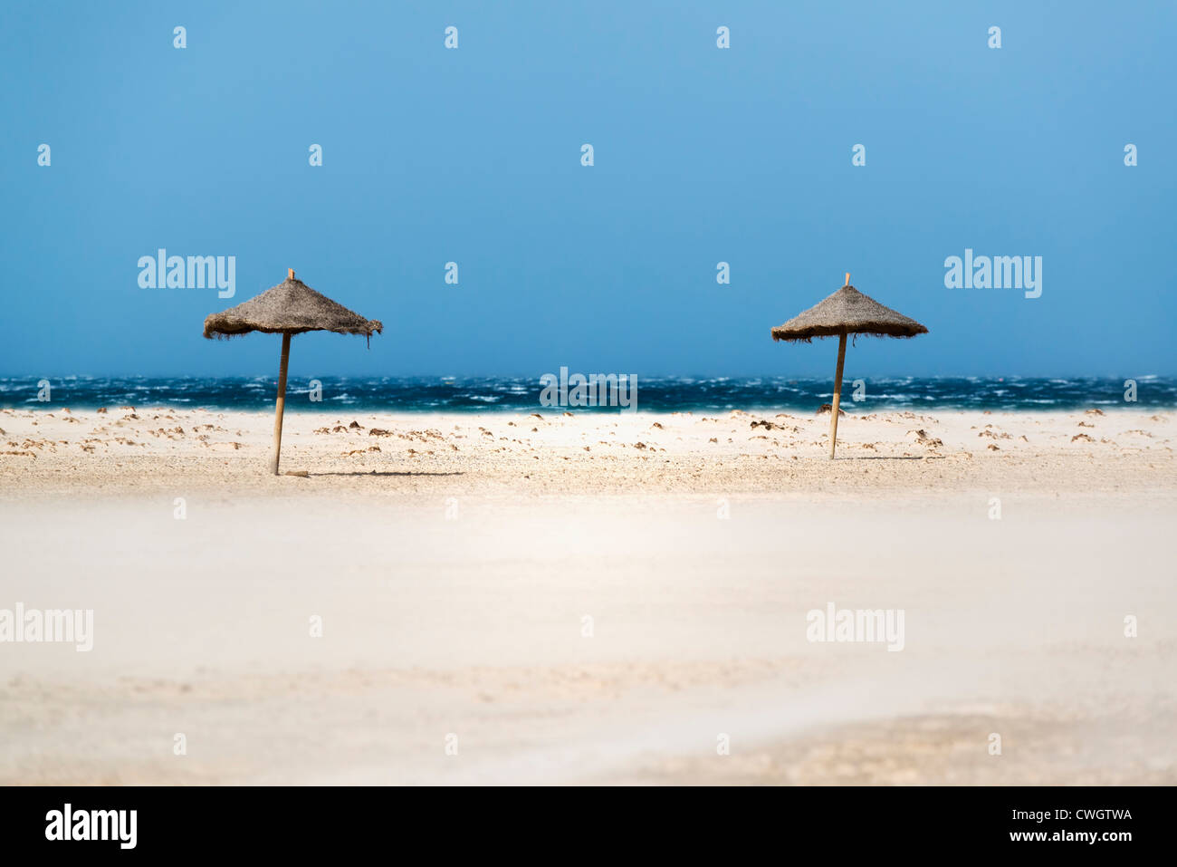 Tarifa, Costa de la Luz, Cadiz, Andalusia, Spain. Stock Photo