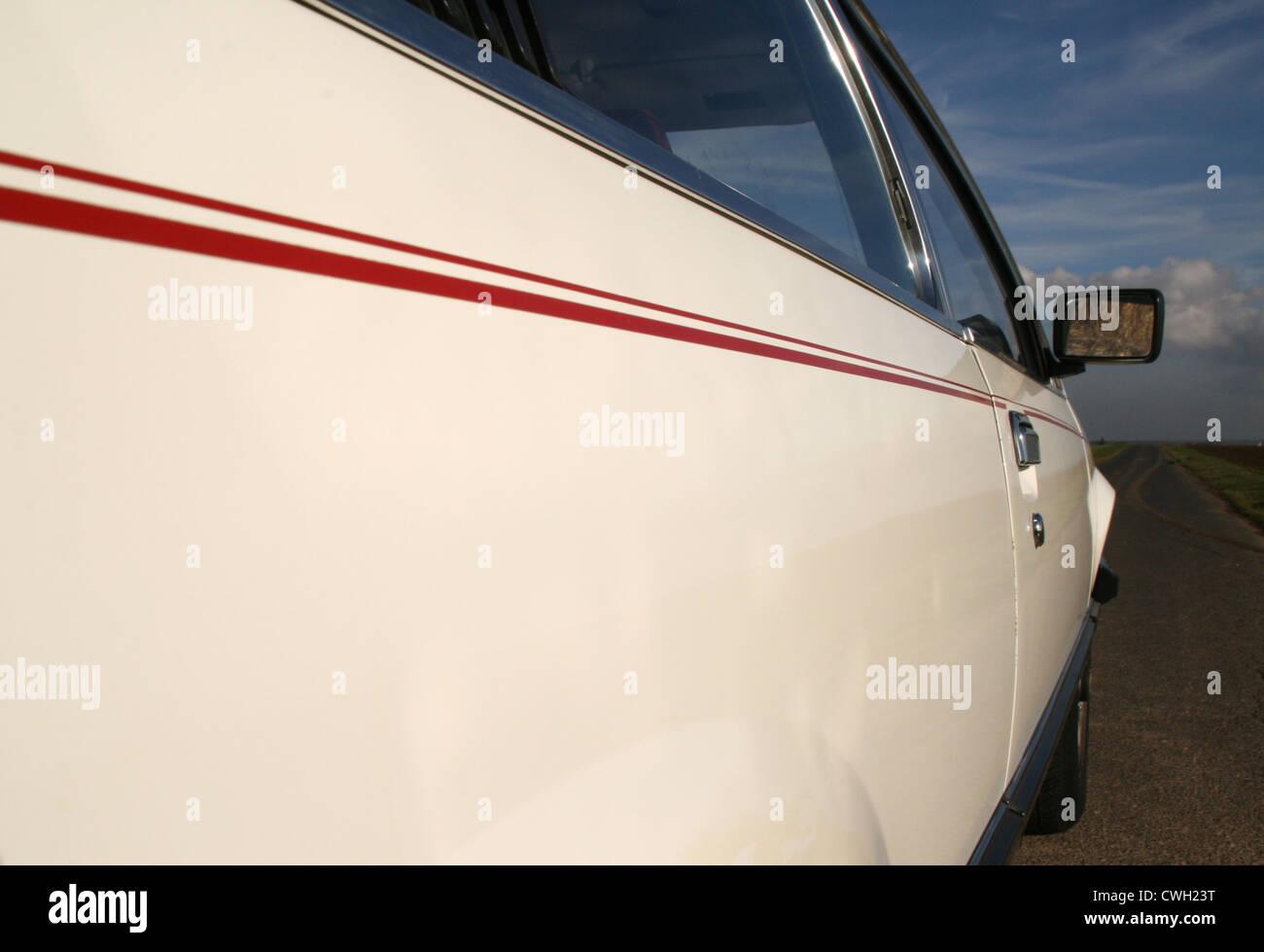 retro,car,oldtimer - Stock Image