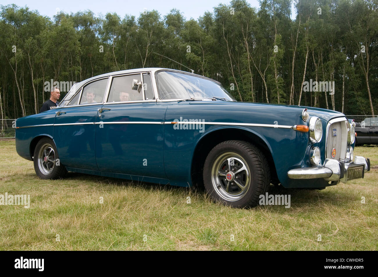 rover p5b luxury british car from the 1960\'s and early 1970\'s ...