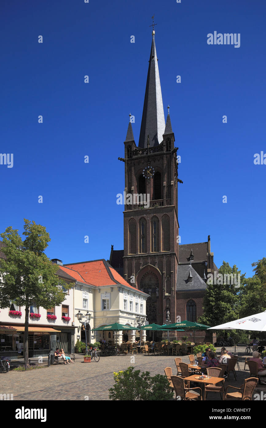 Evangelische kirche krefeld hüls