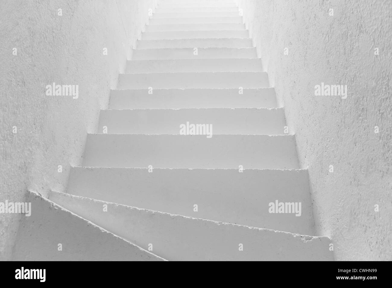 backgrounds,staircase - Stock Image