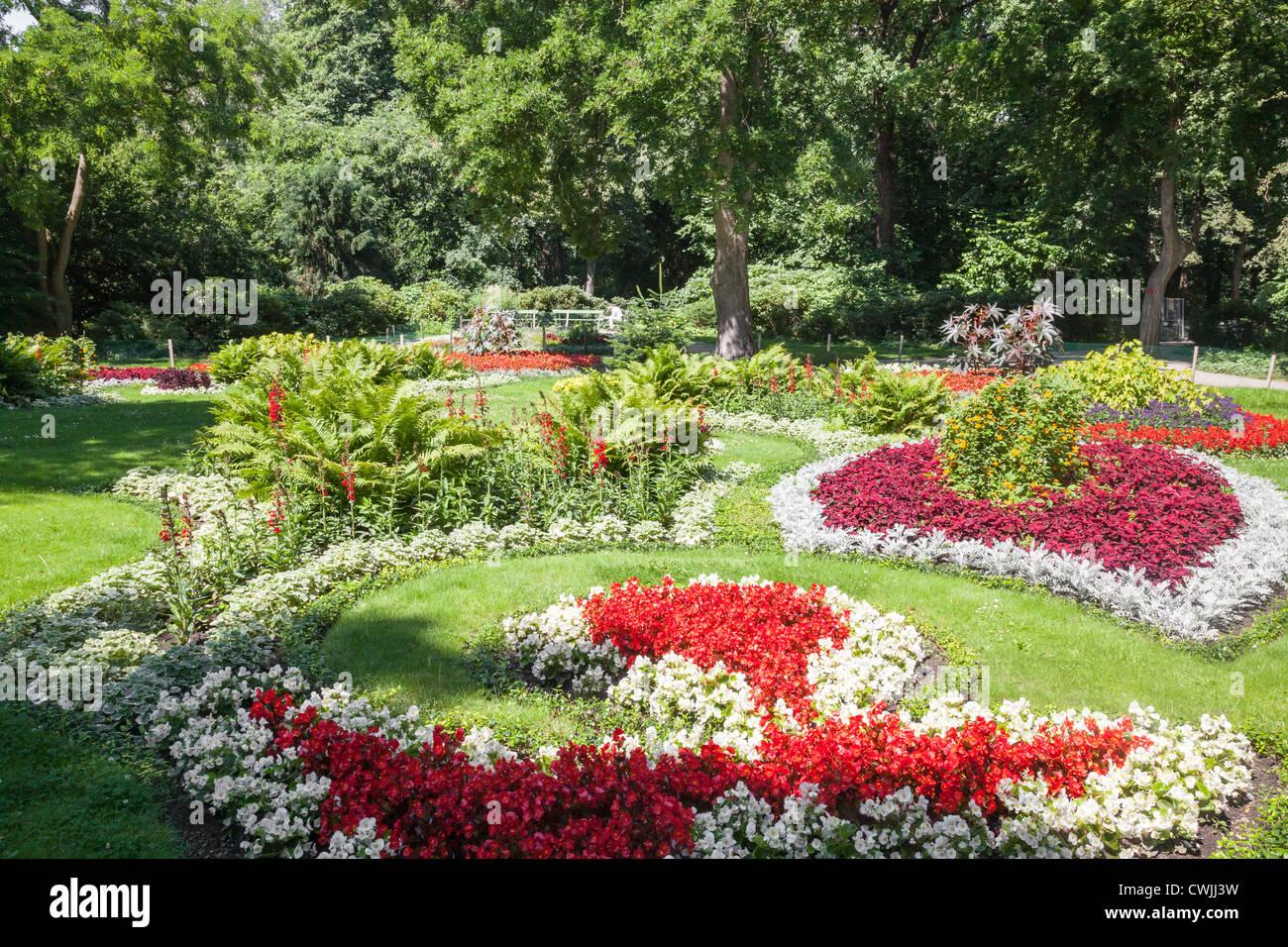 Tiergarten, Berlin Germany - Stock Image