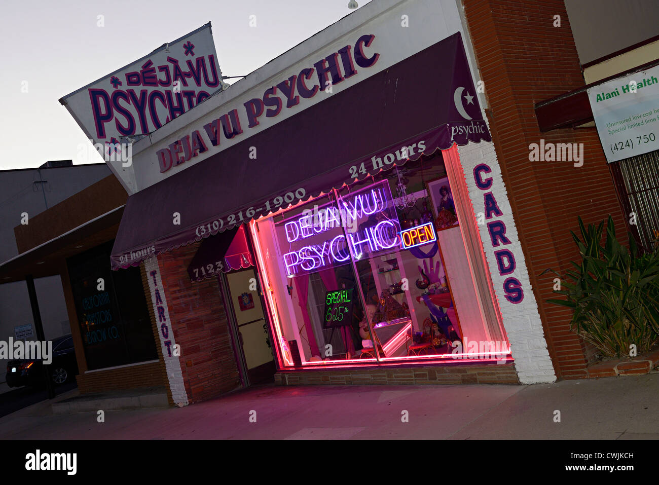 Psychic Store Stock Photos Psychic Store Stock Images Alamy